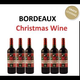 Bordeaux Christmas Wine