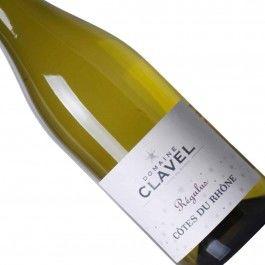 Domaine Clavel Côtes du Rhône Blanc