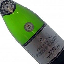 Champagne Pierre Darcys Blanc de Noirs Brut