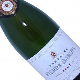 Champagne Pierre Darcys Brut