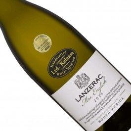 Lanzerac Mrs.English Chardonnay