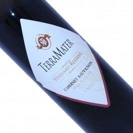 Terramater Vineyard Reserve Cabernet Sauvignon