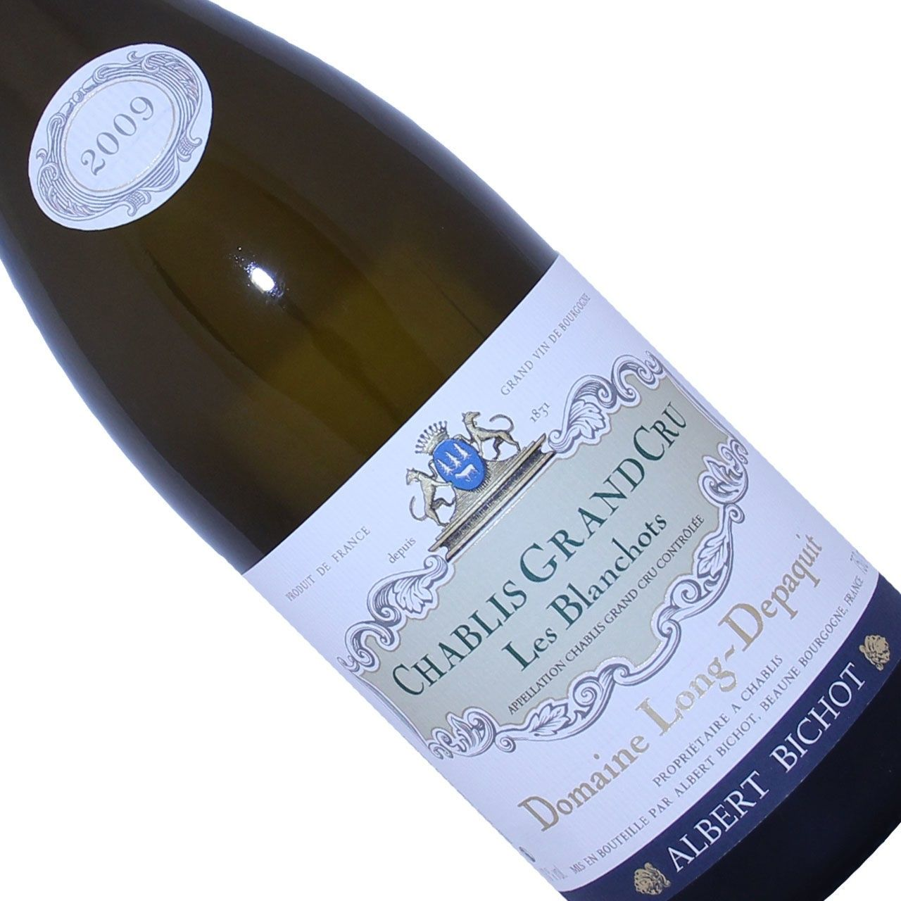 Buy 2017 Albert Bichot Chablis | Price and Reviews at Drinks&Co | 1280x1280