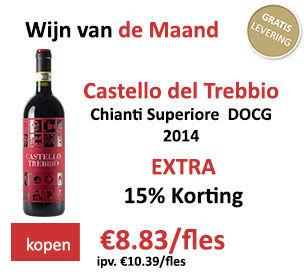 Wijn van de Maand